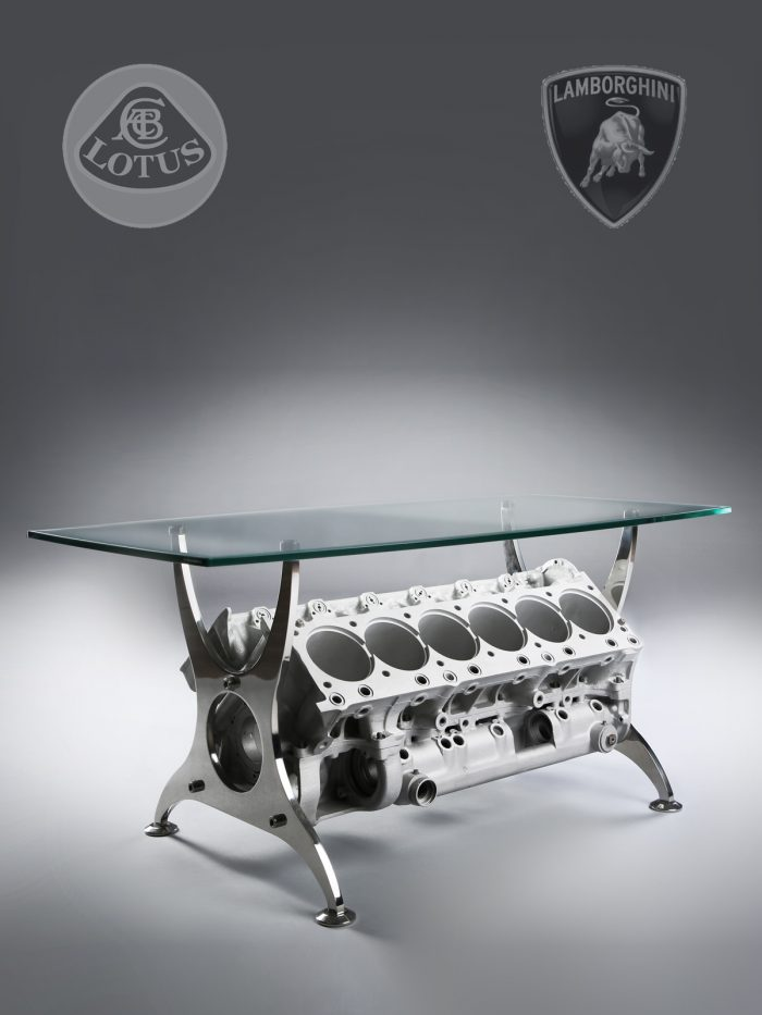 engine block table