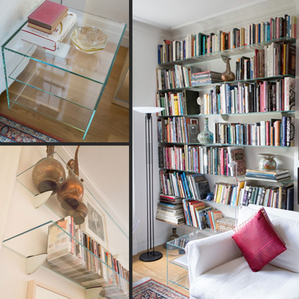 Clever ways to make the most of alcoves.