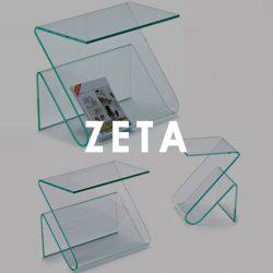 Zeta Glass Furniture