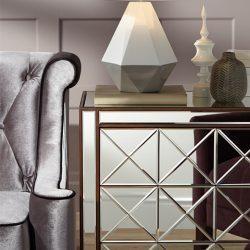 interior design trends 2018 geometrics