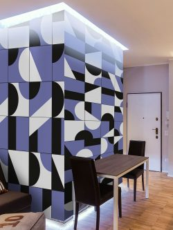 Adhesive Washable Wallpaper - Interior Design Trends 2018