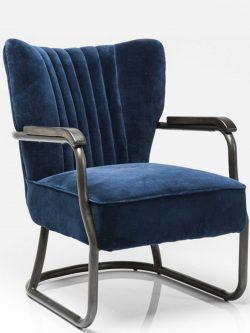 Velvet Armchair - Interior Design Trends 2018