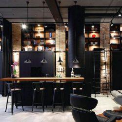 interior design trends 2018 dark