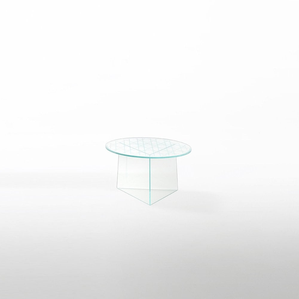 Twinkle Glass Table Small By Glassdomain Co Uk