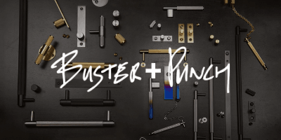 Buster & Punch Logo