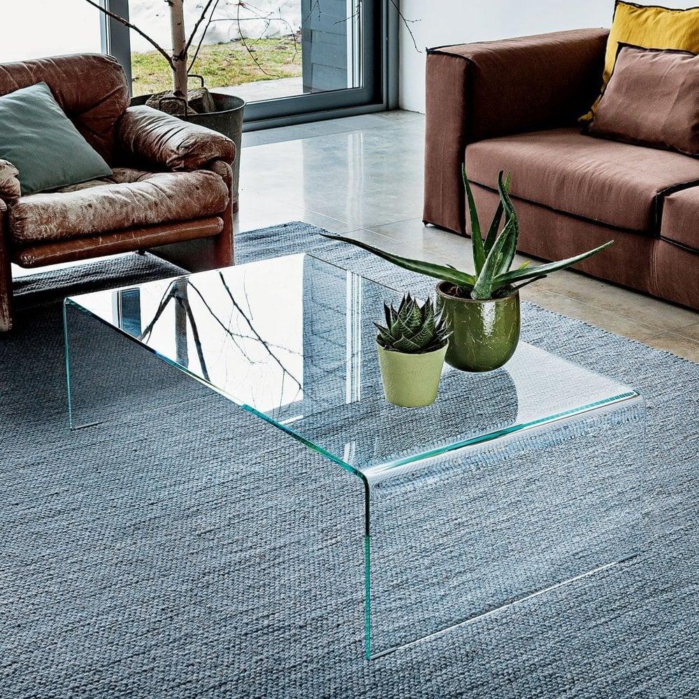 b8171ef159 Bridge Coffee Table - Rectangular - By glassdomain.co.uk