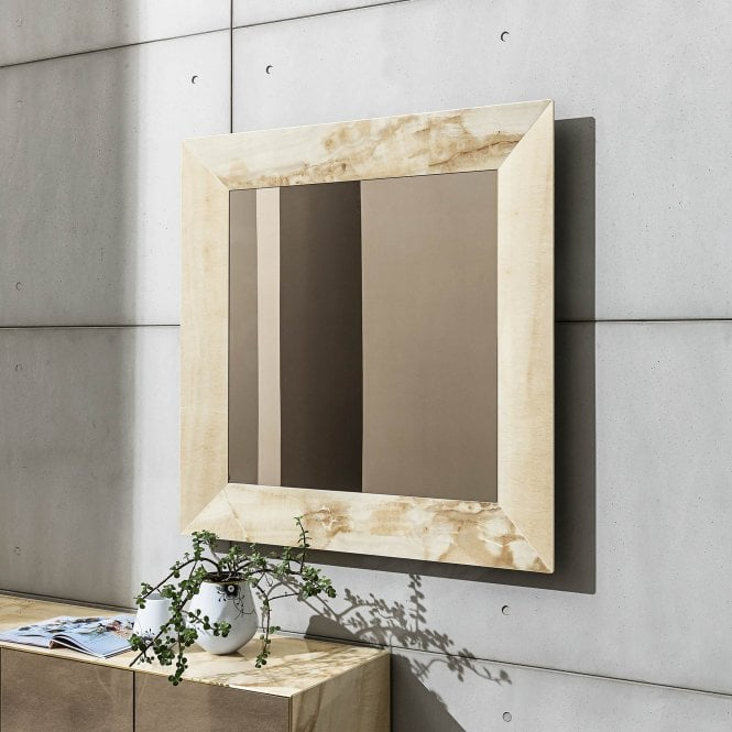 Sovet Italia Denver Square Mirror