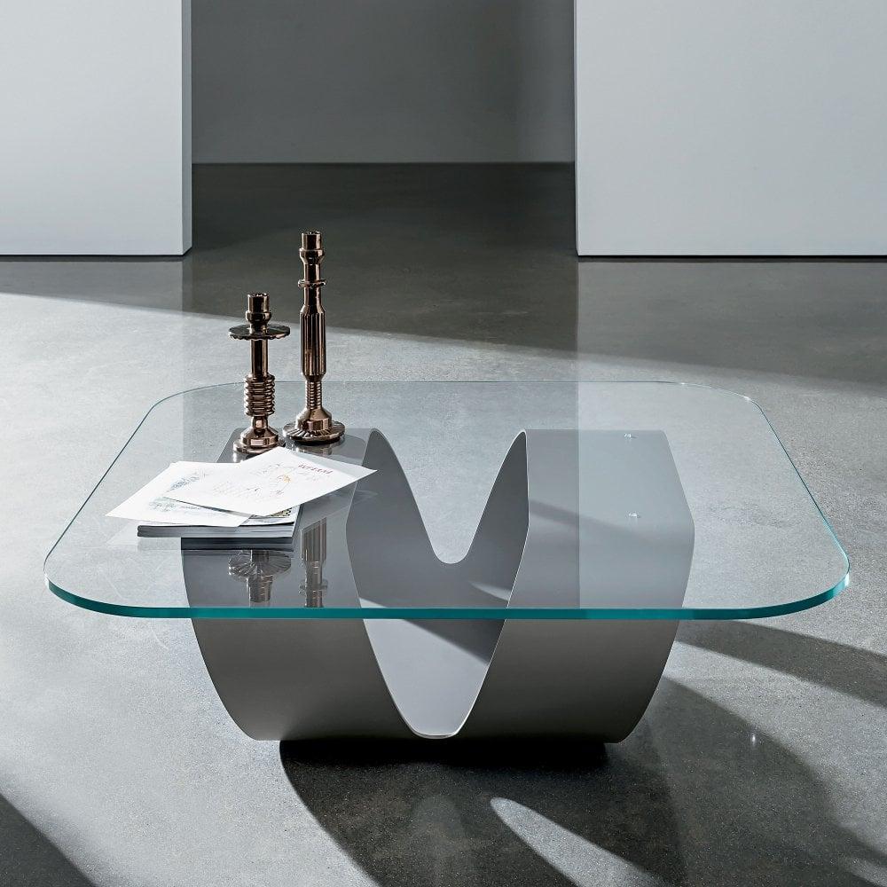 Sovet Italia Ring Coffee Table Grey