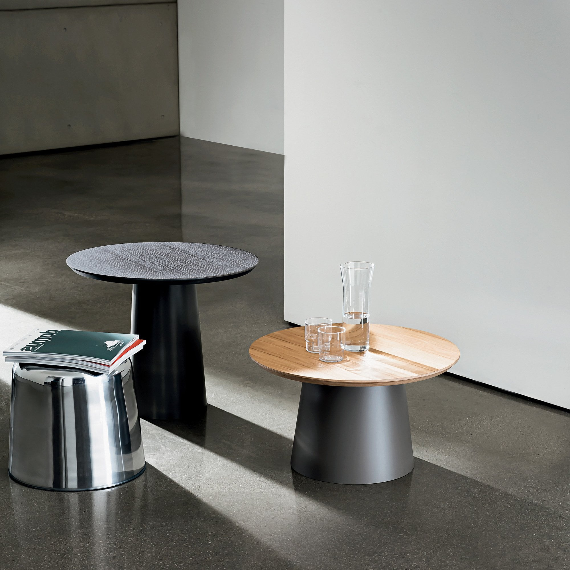 Totem Coffee Table By Glassdomain Co Uk