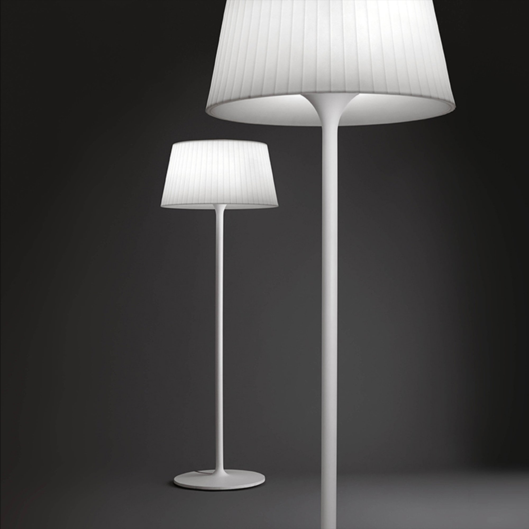 Picture of: Plis Outdoor Floor Lamp By Glassdomain Co Uk